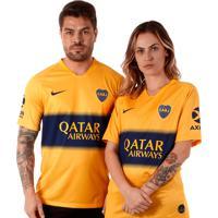 Camisa Nike Boca Juniors Ii 2019/20 Torcedor Pro Unissex