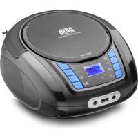 Boombox Bluetooth 20W Multilaser Bivolt