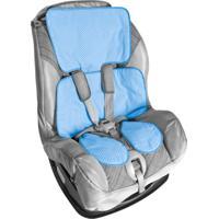 Capa Para Carrinho E Bebê Conforto Incomfral Azul