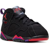 Jordan Jordan 7 Retro Td Sneakers - Preto