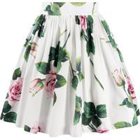 Dolce & Gabbana High-Waisted Skirt - Rosa
