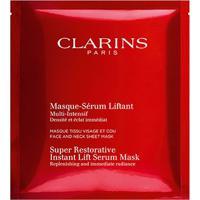 Máscara Facial Clarins Super Restorative Instante Lift Serum - Feminino-Incolor