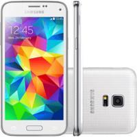"Smartphone Samsung Galaxy S6 - 64Gb - 4G Lte - Octa Core - Câmera 16Mp - Super Amoled 5.1"" - Android 5 - Branco"