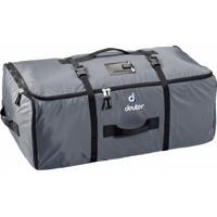 Bolsa Para Viagem Deuter Cargo Bag Exp Capacidade 90 + 30 Litros Cinza