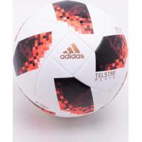 4b6d45fecf32f Netshoes  Bola De Futebol Campo Adidas Telstar 18 Top Glider Réplica  Mata-Mata Copa Do Mundo