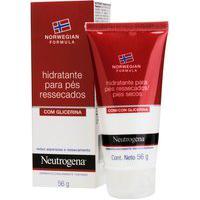 Hidratante Para Pés Ressecados Neutrogena Norwegian Formula Com 56G 56G