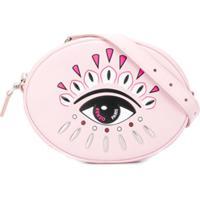 Kenzo Pochete Kontact Eye - Rosa
