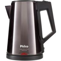 Chaleira Elétrica Philco Pch05 1,8L Titanium Inox 127V