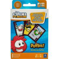 Baralho Infantil Copag Clube Penguin Puffles