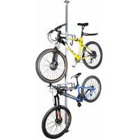Suporte Tipo Pilar Para 2 Bicicletas Altmayer Al-52 - Unissex