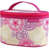 Necessaire Frasqueira Tam. P Jacki Design My Lolla Pink