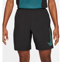 Calção Futebol Nike Dry Academy Preto Masculino
