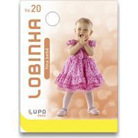 Meia Calça Infantil Lupo Fio 20