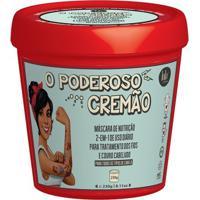 Lola Cosmetics O Poderoso Cremão 2 Em 1 - Máscara Capilar 230G - Unissex-Incolor