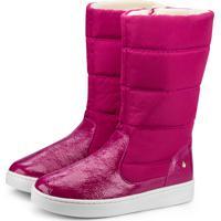 Bota Infantil Bibi Rosa Cano Alto Urban Boots 1087008 37