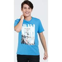 Camiseta Juvenil Manga Curta Marisa