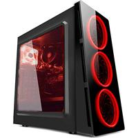 Pc G-Fire Amd Ryzen 5 2400G 8Gb 1Tb Radeon Rx Vega 11 2Gb Integrada Computador Gamer Htg-216