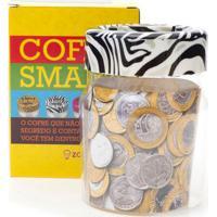 Cofre Smart Zebra - Zona Criativa