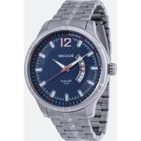 Relógio Masculino Seculus 20326G0Svna1 Analógico 5Atm