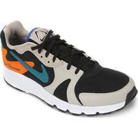 Tênis Nike Atsuma Masculino - Masculino-Preto+Bege