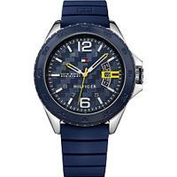 Relógio Tommy Hilfiger Masculino Borracha Azul - 1791204