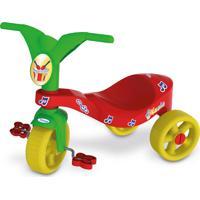 Triciclo Pop Music Vermelho Xalingo