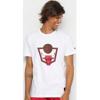 Camiseta Nba New Era Chicago Bulls Essentials Sp Play Masculina - Masculino
