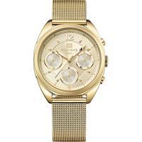 Relógio Tommy Hilfiger Feminino Aço Dourado - 1781488