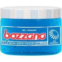 Gel Fixador Bozzano Ação Prolongada 230G - Unissex-Incolor