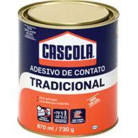 Adesivo De Contato Cascola Tradicional 730Gr - Cascola - Cascola