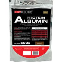 Albumin Protein 500G Chocolate – Bodybuilders