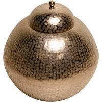 Vaso Decorativo De Metal Palla
