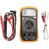 Multimetro Digital Com Sensor Temp Eda - Eda