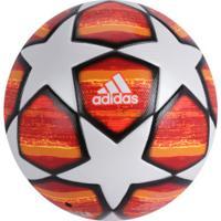 ... Bola Society Adidas Final Da Champions League Madrid 2019 - Branco Laranja  Esc ddb0570874313