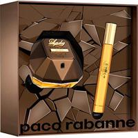 Kit Perfume Feminino Lady Million Privé Paco Rabanne Eau De Parfum 50Ml + Miniatura 10Ml - Feminino-Incolor