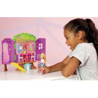 Barbie Casa Da Árvore Da Chelsea - Mattel - Kanui