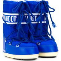 Moon Boot Kids Tecnica Boots - Azul