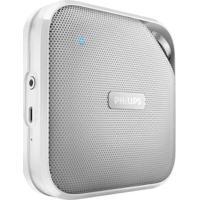Caixa De Som Bluetooth 3W Microfone Integrado Philips Bt2500W/00 - Unissex