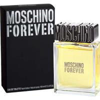 Moschino Forever De Moschino Eau De Toilette Masculino 50 Ml