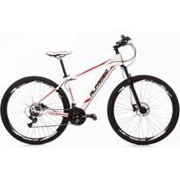 Bicicleta Aro 29 Alfameq Zahav Freio A Disco Hidráulico 27V Quadro 21 - Masculino