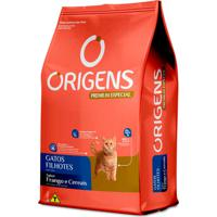 Ração Para Gatos Filhotes Origens Premium Especial Sabor Frango E Cereais 1Kg