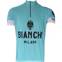 Camisa Pro Tour Bianchi - Masculino