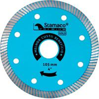 Disco De Corte Diamantado Para Porcelanato 4'' Azul