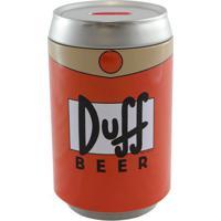 Cofre Latinha Duff Beer - Zona Criativa