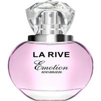 Emotion Woman La Rive Perfume Feminino Eau De Toilette 50Ml - Feminino-Incolor