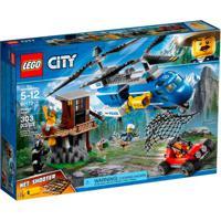 Lego City - Detenciária Na Montanha - 60173