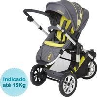 Carrinho De Bebê 3 Rodas Zappy - Unissex
