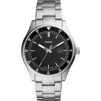 Relógio Analógico Fossil Masculino - Fs5530/1Kn Prateado