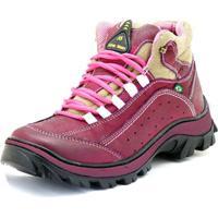 Bota Adventure Atron Shoes Trilha - Feminino