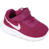 Tênis Infantil Nike Tanjun Feminino - Feminino-Rosa+Branco